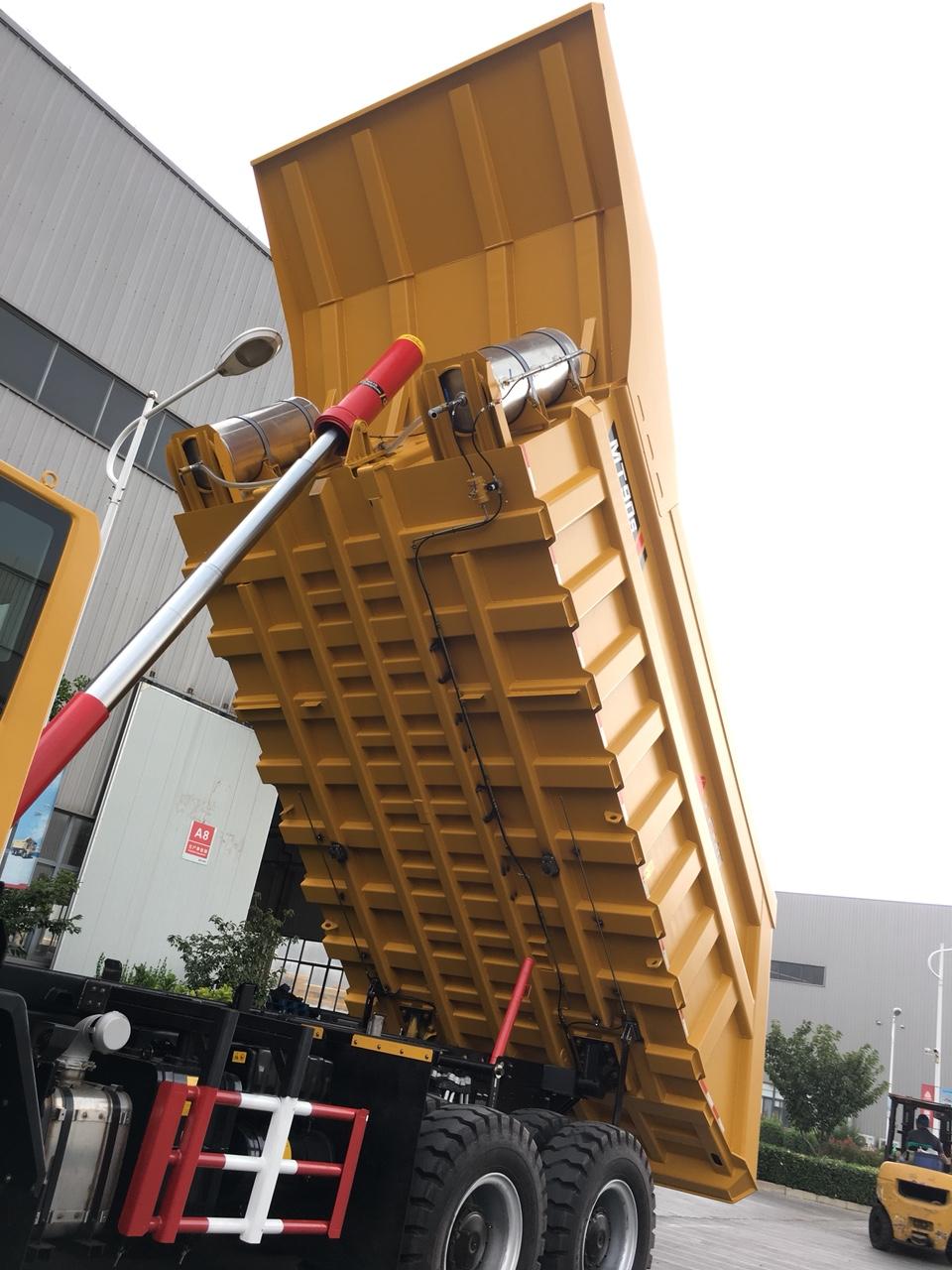xe tải mỏ Mt90S bảo khang corp