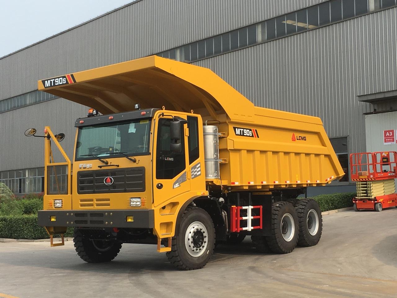 xe bá vương mỏ 90 tấn MT90S Bảo Khang