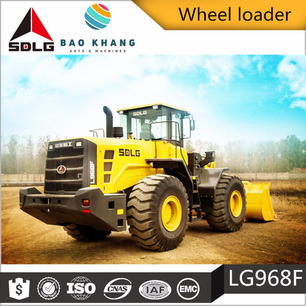 Giá máy xúc lật SDLG LG968F