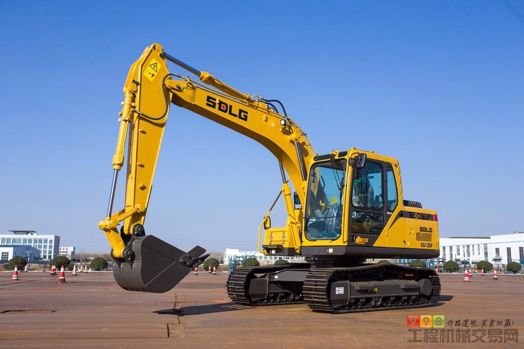 Máy đào SDLG E6300F baokhangcorp